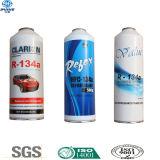 Small Can Refrigerant R134A Manufacturer 340gram/500gram/1000gram
