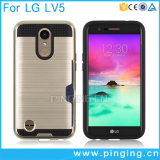 Rugged Impact Hard Cover Armor Case for LG LV5