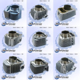 Motorcycle Cylinder Head and Cylinder Block