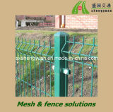 PVC Coated Welded Wire Mesh Fence (SNOWY-01)