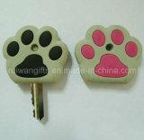 Double Sides Soft PVC Key Cap