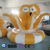 Cocowater Design Inflatable Cartoon Octopus Toy for Amusement Park LG9090