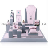 High-End Velvet Jewelry Display Set (JDS-004)
