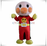 Red Bean Bread Superman Anpanman Cartoon Character