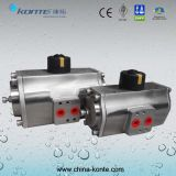 Stainless Steel Pneumatic Actuator with Ss304 Material