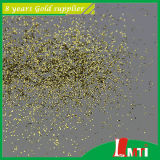 Made in China Gold Glitter Powder with Free Samples