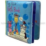 Waterproof Plastic Baby Bath Book (BBK003)