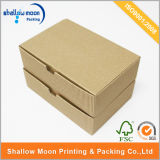 Custom Gift Box Kraft Paper Foldable Packaging Box (AZ123102)