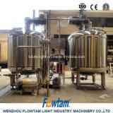 Sanitary Vertical Stainless Steel Mixing Tank Fermenter Tank