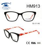 New Arrival Mixed Color Glasses Acetate Optical Italian Eyewear (HM913)