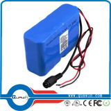 11.1V 7800mAh Li-ion 12V Battery Pack