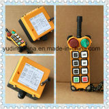 Factory F21-6D Industrial Wireless Radio Remote Control for Bridge, Overhead, Mobile, Eot Crane, etc