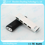 Harmonica Design 4 Port USB Hub 2.0 (ZYF4202)
