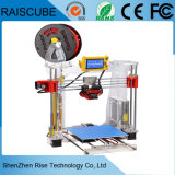 2017 Rise Hot Sale Reprap Prusa I3 210*210*225mm Fdm 3D Printing Machine