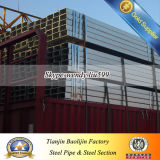 Zinc Plated Steel Square Pipe