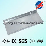 Aluminum Cable Tray with Cover and Accessories