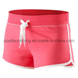 Comfortable Plain Women Beach Shorts (ELTBSJ-90)