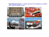 Consolidate Shipping Service for Shipment From Guangzhou to Worldwide Shipping