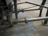 Vacuum Low-Temp Heat-Insulated Gas Tube