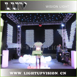 LED Stage Lighting, LED Star Curtain Cloth, LED Video Vision Curtain (LUV-LHC/LUV-3LHC)