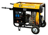 Good Quality 5kw/5kVA 4-Stroke Air-Cooled Diesel Generator