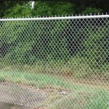 PVC Coated Chain Link Fencing Panel