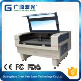 Double Heads High Speed Leather, Fabric and Cloth Laser Cutting and Engraving Machine
