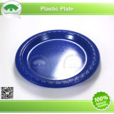 Plastic Plate with Colors