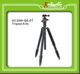 Kingjue AC Series Aluminum Tripod with QE Ballhead