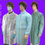 Disposable Lab Coat, Disposable Laboratory Coat