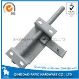 Stamped Steel Fencing Thumb Lock Metal Customer