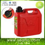 Fuel Can Seaflo 5L 1.3 Gallon Plastic Portable Truck Fuel Tank