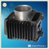 Ductile Iron Casting Cylinder Block, Cylinder Body in Hydraulic Breakers