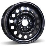 16X6.5 (5-115) Black Steel Winter Wheel