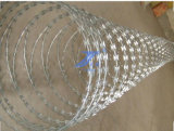 Best Price of Galvanized Razor Barbed Wire (TS-E90)