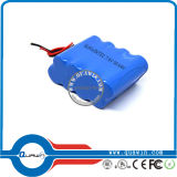 7.4V 10400mAh 18650 Lithium Li-ion Rechargeable Battery Pack