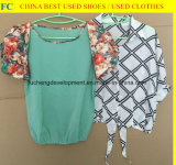Used Clothes / Second Hand Clothing / Used Clothing / Fashiong and Shinning Baled Clothes (FCD-002)