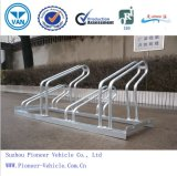 Higher-Lower 4-Seat Bike Rack (ISO Approved) (PV-HL-01)