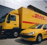 DHL, UPS Express Delivery to South America, USA