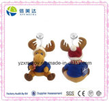 2016 New Arrive Christmas Gift Plush Reindeer Stuffed Toy