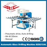 Drilling and shaped machine