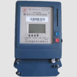 Three Phase Four Wires Smart Card Prepaid Electric Meter