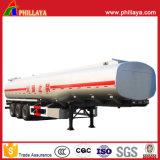 3axle Carbon Steel Fuel Tanker