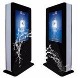 42''46'' 55'' 65'' Floor Standing Outdoor Waterproof High Brightness LCD Ad Display