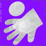 Disposable Food Industry PE Gloves