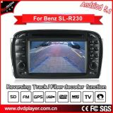 Android 5.1 Auto GPS Player for Benz SL-R230 Car Videos TV Box 3G Internet DAB+