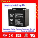 Sealed Lead Acid Deep Cycle Solar Battery 12V 50ah