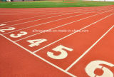 13mm Mixed Type Synthetic/Plastic Running Track for Sports Field