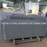 Natural G603 Granite Stone Slab for Countertop, Tombstone, Paving