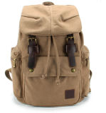 Fashion Durable Canvas Outdoor Backpack for School, Climbing